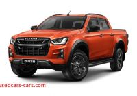 Isuzu Pickup Luxury 2020 isuzu D Max Pick Up Truck Range Revealed In Thailand