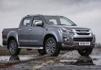 Isuzu Pickup Unique isuzu D Max Pickup Review Parkers