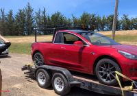 Itesla Pickup Best Of someone Caught the Rare and Elusive Tesla Pickup Video