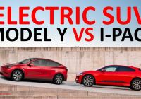 Jaguar I Pace Vs Tesla Beautiful Updated Charts Tesla Model Y Vs Jaguar I Pace Side by Side