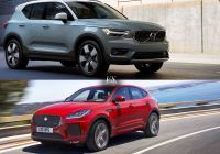 Jaguar I Pace Vs Tesla Fresh Visual Parison Volvo Xc40 Vs Jaguar E Pace
