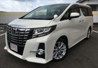 Japanese Used Cars Beautiful toyota Alphard 2015 for Sale Japanese Used Cars