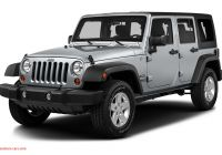 Jeep 2016 Wrangler Lovely 2016 Jeep Wrangler Unlimited Price Photos Reviews