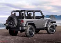 Jeep 2016 Wrangler Luxury Jeep Wrangler Gets New Packages Refined Looks for 2016