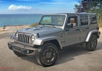 Jeep 2016 Wrangler New One Week with 2016 Jeep Wrangler Unlimited 4×4 75th
