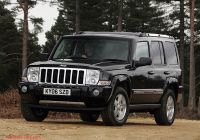 Jeep Commanders Awesome Jeep Commander Specs Photos 2005 2006 2007