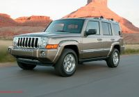 Jeep Commanders Best Of 2006 Jeep Commander Reviews and Rating Motor Trend