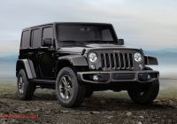 Jeep Convertible New 2017 Jeep Wrangler Pricing for Sale Edmunds
