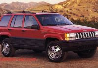 Jeep Grand Cherokee 1993 Awesome 1993 Jeep Grand Cherokee Laredo First Test Motor Trend