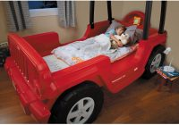 Jeep toddler Car Awesome Little Tikes Jeep Wrangler toddler to Twin Convertible Bed Red