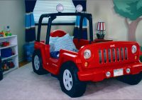 Jeep toddler Car Inspirational toddler Jeep Bed Yamsixteen