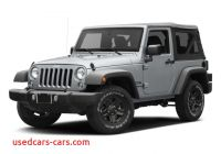 Jeep Wrangler Consumer Reports Awesome 2017 Jeep Wrangler Reviews Ratings Prices Consumer Reports