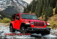Jeep Wrangler Consumer Reports Inspirational 2018 Jeep Wrangler Preview Consumer Reports