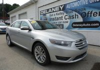 Kbb Used Car Beautiful Pre Owned 2014 ford Taurus Limited 4dr Car In Indiana Pa A
