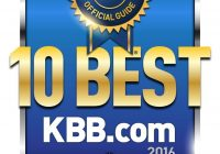 Kelley Blue Book Used Car New 10 Best Used Cars Under $8 000 for 2016 Named by Kbb