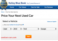 Kelly Blue Book Used Cars Luxury How to Determine the Value Of A Car Yourmechanic Advice