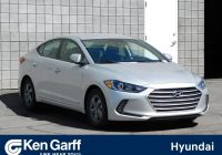 Ken Garff Used Cars New New 2018 Hyundai Elantra Eco 4dr Car 3y8671