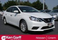 Ken Garff Used Cars New New 2018 Nissan Sentra Sv 4dr Car 2n