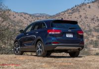 Kia sorento 2016 Reviews Elegant 2016 Kia sorento First Test Review Motor Trend
