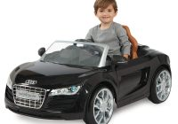 Kids Cars for Sale Luxury Avigo Audi R8 Spyder 6 Volt Ride On toys Games