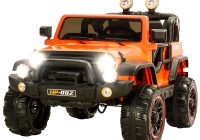 Kids Electric Jeep Inspirational 12v Kids Ride On Cars Electric Battery Power Wheel Remote Control 4