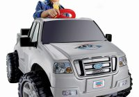 Kids Motorized Cars Inspirational Power Wheels Lil ford F 150 6 Volt Battery Powered Ride On