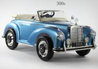 Kids Ride On Cars Inspirational Classic Mercedes 300s Kids Ride On Car 12v Battery Remote Control