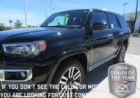 Ksl Used Cars Fresh Hot News 2017 toyota 4runner Limited for Sale â–· 123 Used Cars From