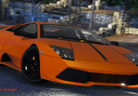 Lamborghini Murcielago Lp640 Best Of 2007 Lamborghini Murcielago Lp640 Add On Template