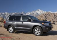 Land Cruiser Review Fresh 2013 toyota Land Cruiser Reviews and Rating Motor Trend