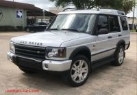 Land Rover Houston Awesome Used Land Rover Discovery Houston Tx