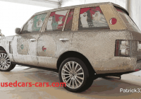 Land Rover Money Factor Fresh Picz Range Rover Pimped with Coins In Dubai Nigerias