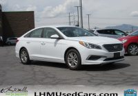 Larry H Miller Used Car Supermarket Beautiful Pre Owned 2016 Hyundai sonata 2 4l Se 4dr Car In Sandy S4451