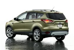 Luxury Lease A ford Escape