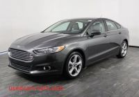 Lease A ford Fusion Best Of Off Lease Only 2016 ford Fusion S Fwd Regular Unleaded I 4
