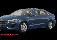 Lease A ford Fusion Fresh 2019 ford Fusion Low Monthly Lease Payments Carlease Com