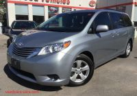 Lease A Sienna 2015 Best Of 2015 toyota Sienna Le 8 Passenger 1 Owner Lease 30999