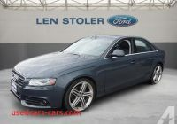Len Stoler Audi Best Of 2009 Audi A4 4dr Car 2 0t Prestige for Sale In Owings