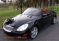 Lexus Convertible Used Inspirational 2005 Used Lexus Sc 430 2dr Convertible at Cardiff Classics
