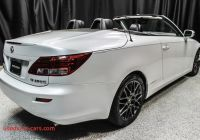 Lexus Convertible Used Inspirational 2010 Used Lexus is 250c 2dr Convertible Automatic at Auto