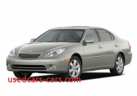 Lexus Es 330 New 2006 Lexus Es 330 Specs Price Mpg Reviews Cars Com