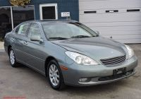 Lexus Es 330 New Used 2004 Lexus Es 330 3 0l at Auto House Usa Saugus