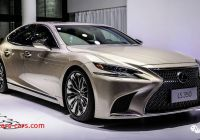 Lexus Ls350 Awesome V6 Powered Lexus Ls 350 Debuts at China Auto Show Lexus
