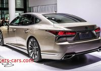 Lexus Ls350 Lovely 2018 Lexus Ls350 Debuts In China Not for Australia Update