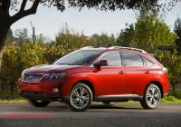 Lexus Rx 450h 2010 Best Of 2010 Lexus Rx 450h Review Ratings Specs Prices and