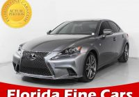 Lexus Used Cars for Sale Elegant Used 2014 Lexus is 350 F Sport Sedan for Sale In Hollywood Fl