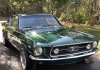 List Of Classic Cars In the World Lovely for Sale 1967 ford Mustang Gt In Hathaway Pines California