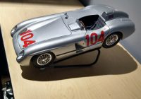 Local Car Lots New 1 18 Mercedes Benz 300 Slr for where I Found This One Maybe Big