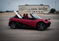 Local Used Car Dealers Near Me Awesome 3d Printed Car Could Hit the Road Next Year Manufacturer Says