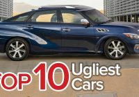 Looking for A Car to Buy Lovely top 10 Ugliest Cars You Can In 2016 the Short List Youtube